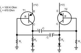 simple blinking led circuit 5 steps pictures