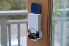 one exle of how microcontrollers are liberating makers and allowing them to create their own functional designs is with the recent nfc door lock