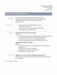 Entry Level Accounting Clerk Resume Sample Accounting Clerk Resume astonishing Accounting Clerk Resume Sample 52
