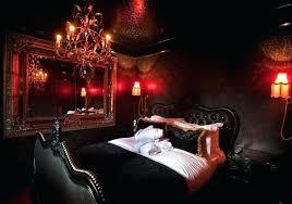 Marvelous Red And Black Bedroom Furniture Gold Red Goth Room Black Bedrooms Red Black  Bedroom Furniture . Red And Black Bedroom ...