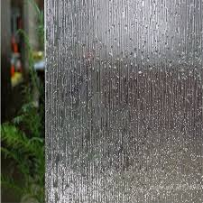 Rain Glass Bathroom Window Popular Static Cling Window Film Privacy Buy Cheap Static Cling