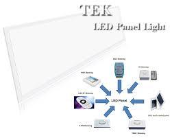 Smart Lighting Control Panel Dali Led Panel Light Intelligent Home Lighting System