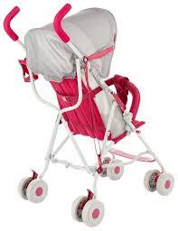 Купить Прогулочная коляска <b>Happy Baby Twiggy red</b> по низкой ...