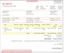 Online Free Invoice New ClearTax GST Software How To Create Export Invoices