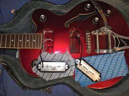 pickup wiring wildkat gibson guitar board
