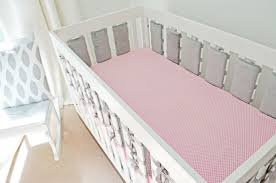 oliver b bedding oliver b the ventilated crib bumper lifestyle