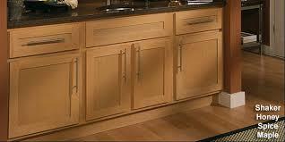 maple shaker kitchen cabinets. The Shaker Honey Spice Maple Collection Kitchen Cabinets T