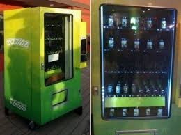 Marijuana Vending Machines In Colorado Awesome Marijuana At The Push Of A Button Colorado Welcomes The World's