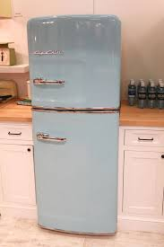 best 25 retro refrigerator ideas on vintage kitchen retro look refrigerator