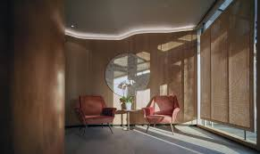 Eos Design Studio Bolon Healthcare Floors Eos Wellness Spa