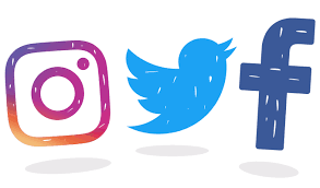 facebook twitter instagram logo.  Instagram Facebook Twitter Instagram Logo Png Free Icon Download Eyas Png Freeuse  In Twitter Instagram Logo I