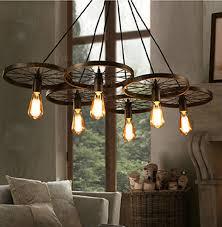 industrial style pendant lighting 2016 pop candle hemp rope chandelier