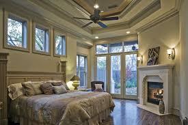 Mediterranean Style Interior Bedroom