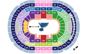 Sharks Game Seating Chart 2020 Nhl All Star Ticket Packages