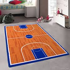 3 x 4 rug allstar kids baby room area rug basketball court for basketball player kids
