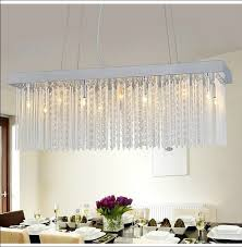 13 rectangular crystal chandelier dining room brilliant rectangular crystal chandelier dining room modern dining room chandeliers