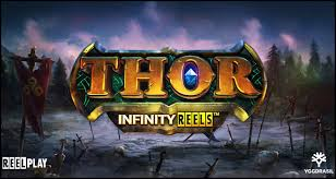 Yggdrasil Gaming Limited heralds the debut of new Thor Infinity Reels video  slot - Viacasinos
