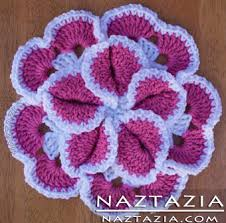 Free Crochet Potholder Patterns Simple Crochet Potholders And Hotpads Crocheted By Donna Wolfe From Naztazia