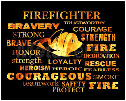 Firefighter Quotes Simple Famous 48 48 Quotes Famous Firefighter Quotes Firefighter Words Art