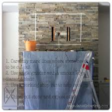 See Thru Tv Made How To Mount A Flat Screen Tv On A Stone Fireplace Diy