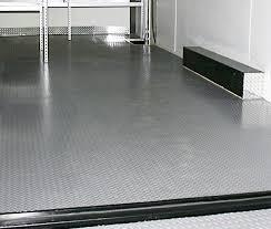 cargo trailer flooring designs