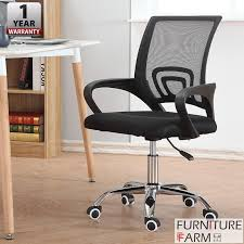 cool home office chairs. F\u0026F: Adjustable Swivel Med-Back Mesh Mix \u0026 Match Office Chair With Chrome Leg Cool Home Chairs C