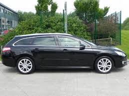 Used Peugeot 508 Sw Estate 1.6 Hdi Fap Active 5dr (Nav) in ...
