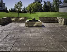square patio designs. Sweet Square Patio Designs A
