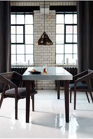zinc dining room table. Dining Tables, Zinc Table Set Rectangle With Dark Brown Wooden Room S