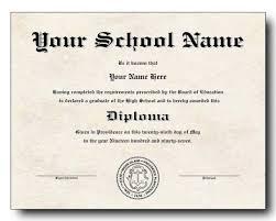 create high school diploma gse bookbinder co high school diploma template printable certificate