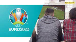 ลิงค์ถ่ายทอดสดฟุตบอลยูโร 2020 เว็บ UEFA.com เผย 227 ชาติซื้อลิขสิทธิ์ดูบอล