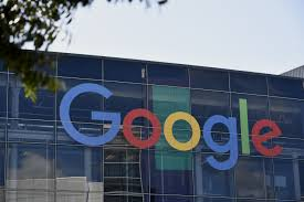 google office california. Google Inc. Signage Is Displayed On An Office Building Inside The Googleplex Headquarters In Mountain California A