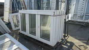 Gebraucht Fenster 3 Flügler Kunststoffenster Kunststoffenster