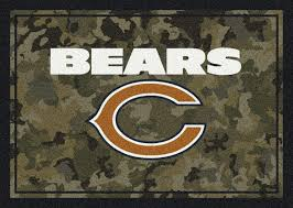 milliken area rugs nfl camo rugs 03016 chicago bears milliken area rugs nfl team rugs chicago bears milliken area rugs nfl national football league