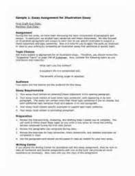 outline for a exemplification essay  outline for a exemplification essay