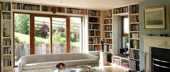Living Room Furniture Belfast Alcove Bookcase Fitted Libraries Bedrooms Belfast Bookcase Company