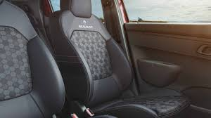seat cover fabric black