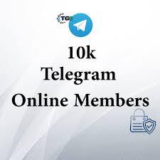10k telegram members