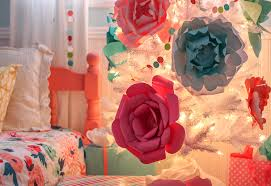 Paper Flower Christmas Tree Paper Flower Christmas Tree Thecraftpatchblog Com