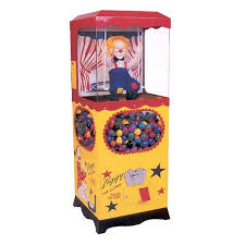 Ziggy The Talking Clown Vending Machine Unique Ziggy The Talking Clown Vending Machine And Other Novelty Vending