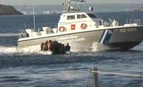 Ege Denizi'nde Türk ve Yunan sahil güvenlik ekipleri arasında gerilim