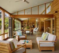 Inside sunrooms sunroom contemporary with great room great room