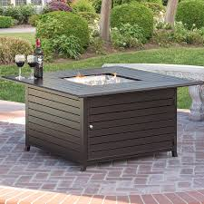 BCP Extruded Aluminum - Outdoor Fire Pit