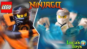 Lego Ninjago Masters of Spinjitzu Zane / Kai vs Zane spinjitzu ...
