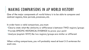 rubric for ap world history essays i was set a ten point essay for tomorrow but i was ill and was unable acircmiddot global history