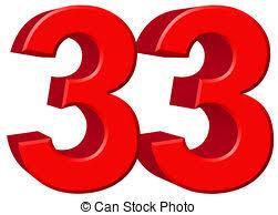 「33」の画像検索結果