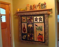 48 Inch Shelf with Display Bar - Primitive Quilt Rack . $85.00 ... & 48 Inch Shelf with Display Bar - Primitive Quilt Rack . $85.00. Our 4 foot  shelf makes a great primitive quilt rack. The long 48