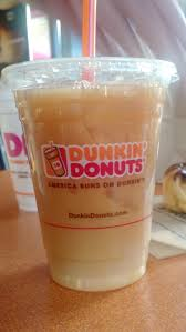 dunkin donuts iced coffee pistachio