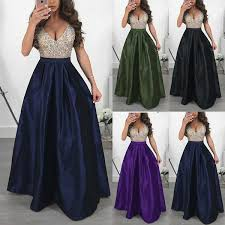 2019 Women Evening Dresses <b>New Fashion Elegant</b> Gowns ...