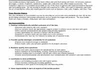 Sample Barista Resume Barista Objective Job Description Resume ...
